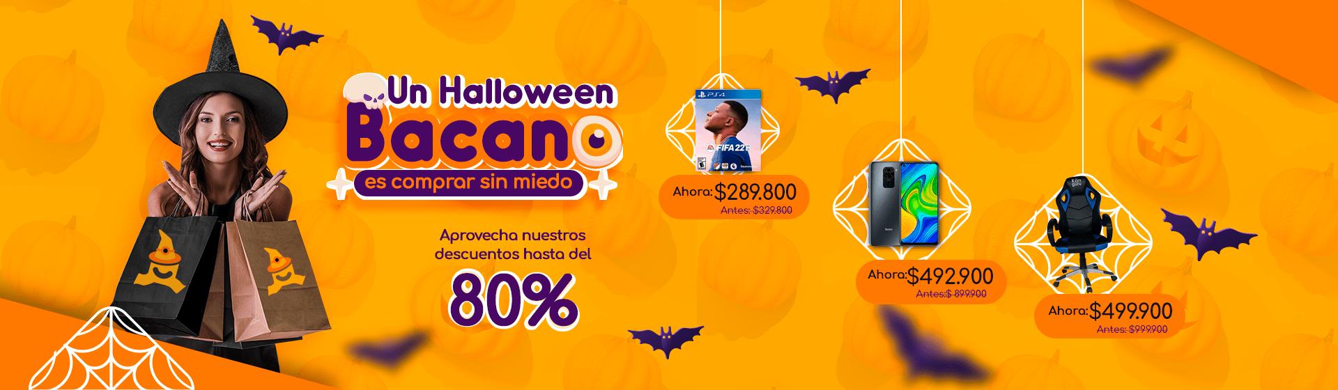 Lo mejor en tecnología Halloween