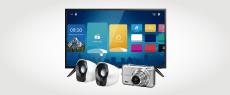 Tecnología TV, audio y video